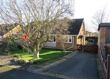 Thumbnail 2 bedroom bungalow to rent in Hillside, Findern, Derby