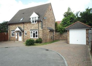 Thumbnail 3 bed detached house for sale in Pinemead, Shefford, Bedfordshire