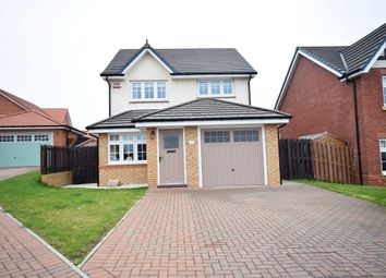 Thumbnail 3 bed detached house for sale in Lascar Place, Motherwell