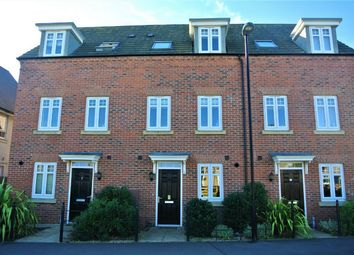 Thumbnail 3 bed terraced house for sale in Haydock Park Drive, Bourne, Lincolnshire