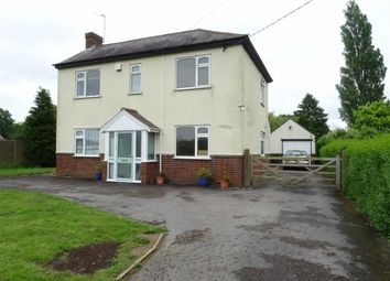 Thumbnail 3 bed detached house for sale in Hinckley Road, Wolvey, Hinckley