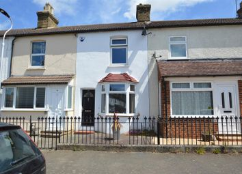 Thumbnail 2 bed terraced house for sale in Alma Road, Eccles, Aylesford
