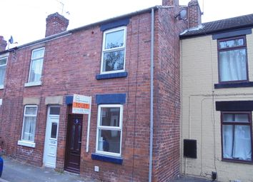 Thumbnail 2 bedroom end terrace house for sale in Britain Street, Mexborough