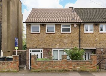 Thumbnail 3 bed end terrace house for sale in Ronver Road, London