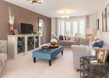 """Thumbnail 5 bedroom detached house for sale in """"Stratford"""" at Gilhespy Way, Westbury"""
