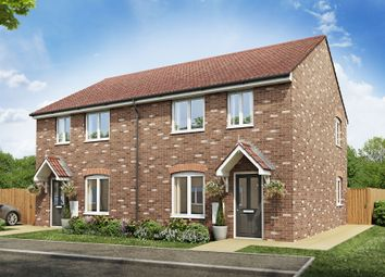 Thumbnail 2 bed semi-detached house for sale in Finedon Road, Burton Latimer, Kettering