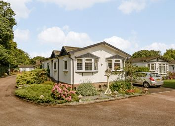 Thumbnail 2 bed mobile/park home for sale in Barn Close, Dorking, Surrey