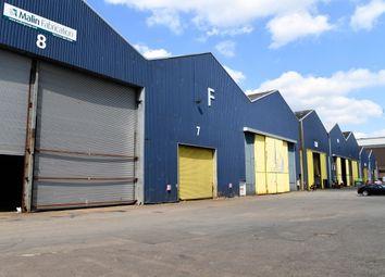 Thumbnail Industrial to let in Block F, Unit 7, Westway Business Park, Renfrew