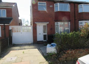 Thumbnail Property to rent in Gorse Avenue, Stretford, Manchester, Greater Manchester.