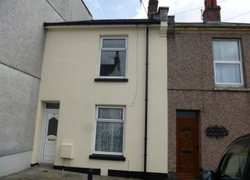 Thumbnail 2 bed terraced house for sale in Dundas Street, Stoke, Plymouth