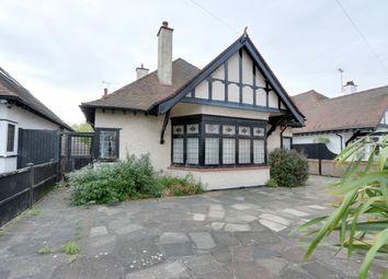 Thumbnail 2 bedroom detached bungalow for sale in Crosby Road, Westcliff-On-Sea, Essex