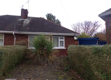 Thumbnail 1 bed bungalow for sale in Pennine Road, Birkenhead, Merseyside