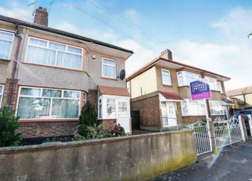 Thumbnail 3 bed semi-detached house for sale in Albany Road, Romford