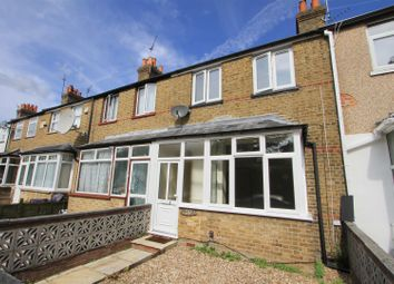 Thumbnail 3 bed terraced house for sale in West Drayton Road, Hillingdon, Uxbridge