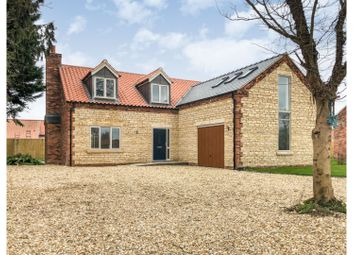 Thumbnail 4 bed detached house for sale in High Street, Brant Broughton