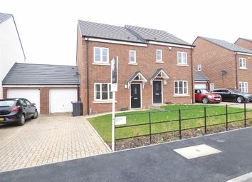 Thumbnail 3 bedroom semi-detached house to rent in Railway View, Telford, Shropshire
