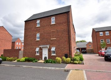Thumbnail 4 bed town house for sale in Manners Court, Saighton, Chester