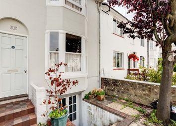 Thumbnail 2 bedroom terraced house for sale in Hanover Street, Brighton