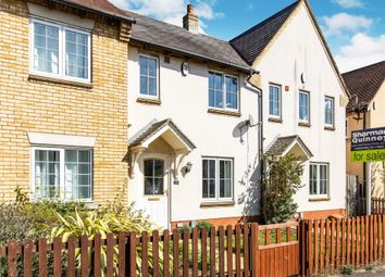 Thumbnail 2 bed terraced house for sale in School Lane, Lower Cambourne, Cambridge