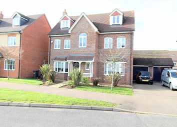 Thumbnail 5 bed detached house for sale in Long Grove Close, Broxbourne