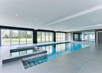 Thumbnail 5 bed detached house to rent in Percival Close, Oxshott, Surrey
