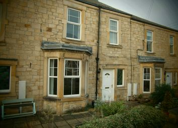 Thumbnail 3 bed terraced house to rent in St Nicholas Road, Hexham