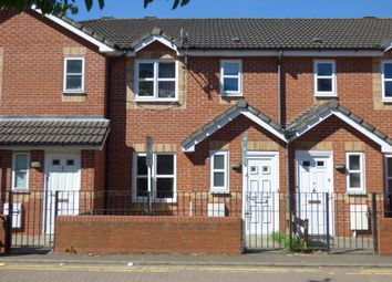Thumbnail 3 bed town house for sale in Farndale Close, Leicester