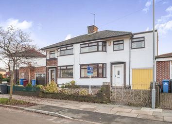 Thumbnail 3 bed semi-detached house for sale in Larch Road, Huyton, Liverpool