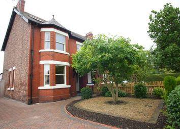 Thumbnail 4 bed semi-detached house to rent in Higher Lane, Lymm