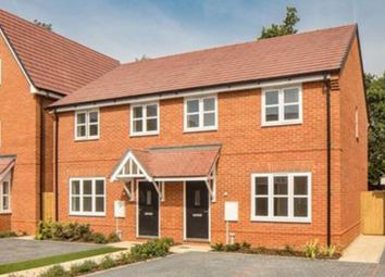 Thumbnail 3 bed semi-detached house for sale in Redbridge Lane, Nursling, Southampton