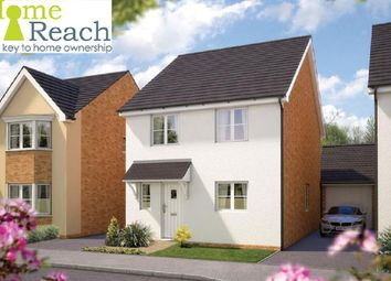 Thumbnail 4 bed link-detached house for sale in Chard Road, Axminster