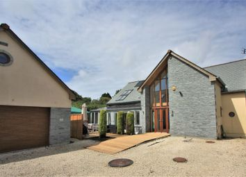 Thumbnail 5 bed detached house for sale in East Road, Quintrell Downs, Newquay