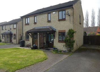 Thumbnail 2 bed semi-detached house for sale in Ritchie Road, Houndstone, Yeovil