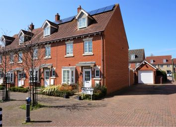 Thumbnail 4 bed end terrace house for sale in Pepper Place, Kesgrave, Ipswich