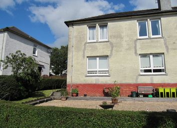 Thumbnail 1 bed flat for sale in 10 Alder Road, Clydebank