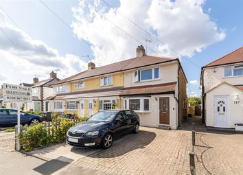 Thumbnail 3 bed terraced house for sale in The Alders, Hanworth, Feltham