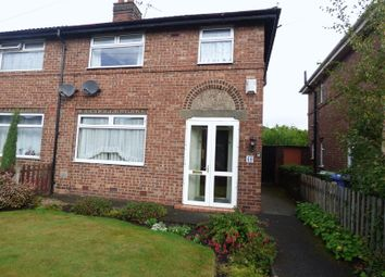 Thumbnail 3 bed semi-detached house to rent in Gerrard Avenue, Warrington