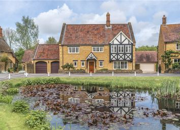 Thumbnail 3 bed detached house for sale in Plum Orchard, Nether Compton, Sherborne