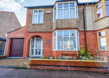 Thumbnail 3 bed terraced house for sale in Barry Road, Abington, Northampton