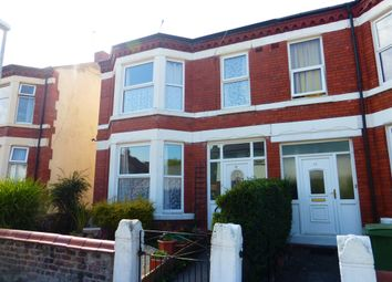 Thumbnail 3 bed end terrace house for sale in Ashbrook Terrace, Bebington, Wirral