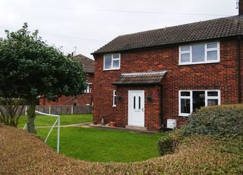 Thumbnail 3 bed semi-detached house for sale in Top Stone Close, Burton Salmon, Leeds
