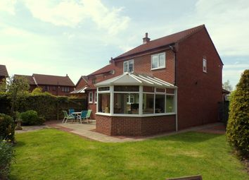 Thumbnail 4 bedroom detached house for sale in Gainsborough Close, Middlesbrough
