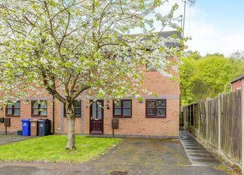 Thumbnail 2 bedroom flat for sale in Bellingham Grove, Stoke-On-Trent