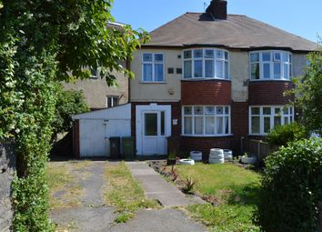 Thumbnail 3 bedroom semi-detached house for sale in Bentley Road North, Walsall