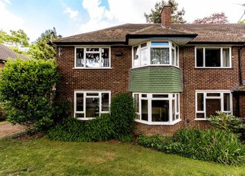 Thumbnail 2 bed flat for sale in Haversham Close, Twickenham