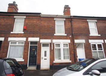 Thumbnail 2 bedroom terraced house to rent in Findern Street, Derby