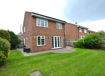 Thumbnail 4 bed detached house for sale in St. Michaels Close, Bickley, Bromley