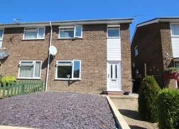 Thumbnail 3 bed semi-detached house for sale in Coupals Road, Haverhill