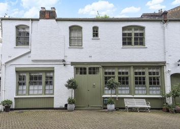 Thumbnail 3 bedroom semi-detached house to rent in Garden Mews W2,