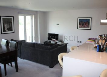 Thumbnail 2 bed flat to rent in Mortlake High Street, Barnes